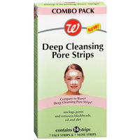 Walgreens Deep Cleansing Pore Strips Combo Pack