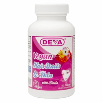 Deva Vegan Vitamins Hair