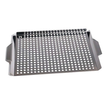 Outset Grill Grid with Handles
