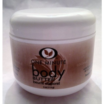 One Minute Manicure One Minute Body Butter Coconut