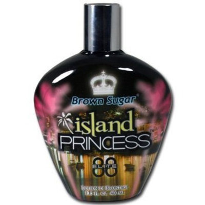 Tan Incorporated Island Princess ELITE 88 Tanning Lotion Tan Inc Island Princess Lotion 13.5 oz