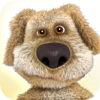 Out Fit 7 Ltd. Talking Ben the Dog for iPad