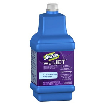 Swiffer WetJet Open Window Fresh Scent Liquid Cleaner Refill 42.2 oz