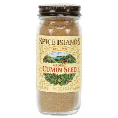 Spice Islands Cumin Seed, Ground, 1.9-Ounce (Pack of 3)