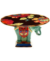 Tracy Porter Eden Ranch Figural Elephant Cake Stand