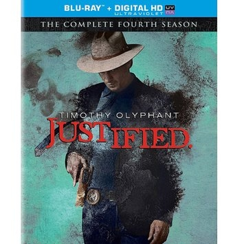 Justified: The Complete Fourth Season (Blu-ray + Digital HD) (Widescreen)