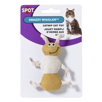Ethical Snazzy Plush Wigglers Assorted Cat Toys