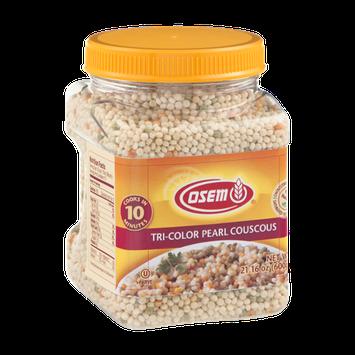 Osem Tri-Color Pearl Couscous