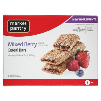 Market Pantry Mixed Berry Cereal Bars