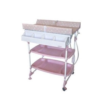 Baby Diego Bathinette Sleek, Pink