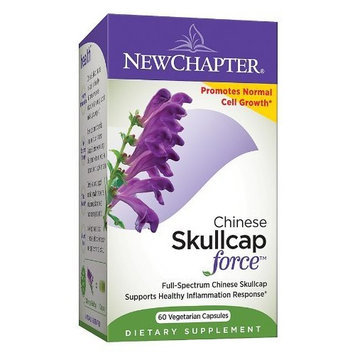 New Chapter Chapter - Chinese Skullcap, 60 veggie caps