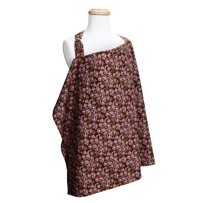 Trend Lab Nursing Cover, Rodeo Princess Bandana (Discontinued by Manufacturer)