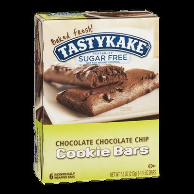 Tastykake® Sensables Sugar Free Chocolate Chocolate Chip Cookie Bars