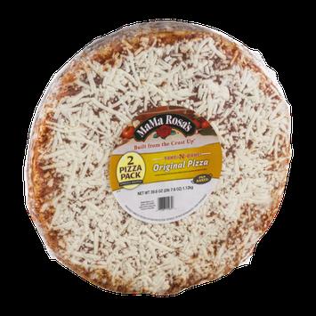 MaMa Rosa's Take-N-Bake Original Pizza - 2 CT