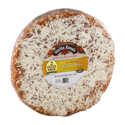 MaMa Rosa's Take-N-Bake Original Pizza - 2 CT