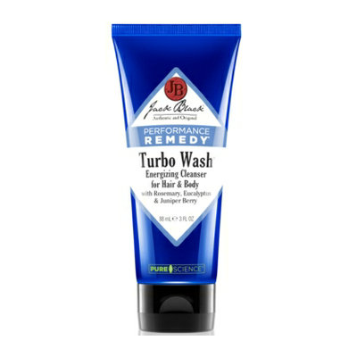 Jack Black Turbo Wash Energizing Cleanser for Hair & Body with Rosemary