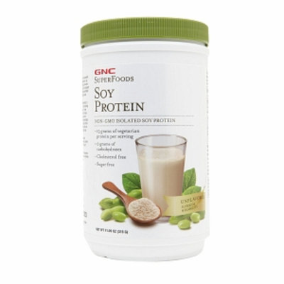 Gnc GNC Natural Brand Soy Protein, Unflavored, 11.09 oz