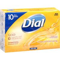 Henkel Dial Gold 10-pk. Antibacterial Bar Soap 4-oz.