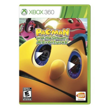 Namco Pac Man and the Ghostly Adventures (Xbox 360)
