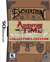 D3 Publisher of America Adventure Time: Hey Ice King! Why'd you steal our garbage?! Collector's Edition