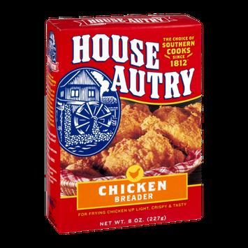 House-Autry Chicken Breader