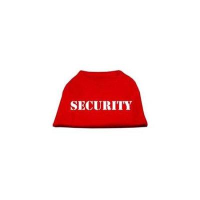 Ahi Security Screen Print Shirts Red 5X (24)