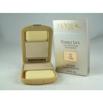 L'Oréal Visible Lift Powder Line-Minimizing, Light 156, .28 oz