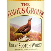 The Famous Grouse Scotch 750ML