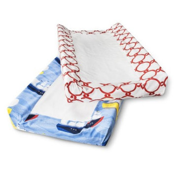 Room 365 Regatta Changing Pad Cover