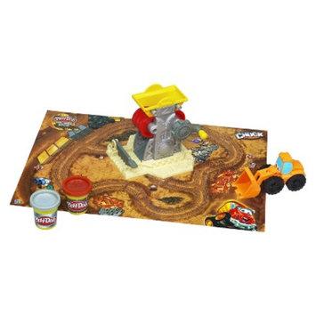 Play Doh Play-Doh Diggin' Rigs Tonka Chuck 'N Friends Brick Mill Set