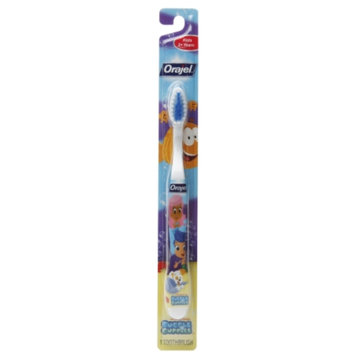 Orajel Bubble Guppies Manual Toothbrush, 1 ea