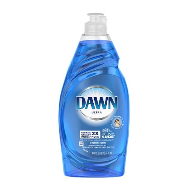 Dawn Dishwashing Liquid