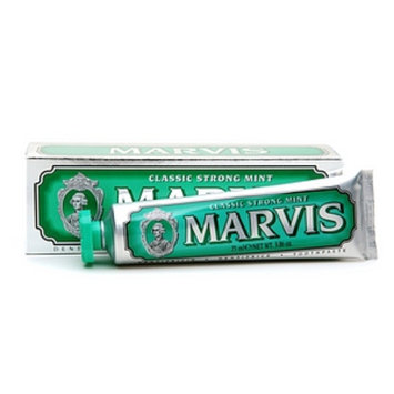 Marvis Toothpaste, Classic Strong Mint, 3.86 oz