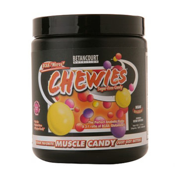 Betancourt Nutrition BCAA Micros Chewies Muscle Candy