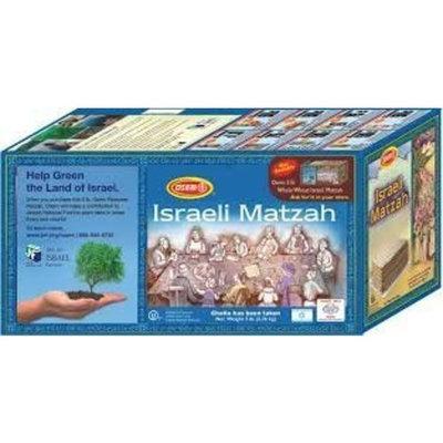Osem Israel Matzo , 5 lb (pack of 6 )