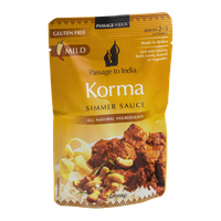 Passage To India Simmer Sauce Korma Mild