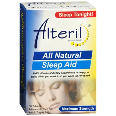 Biotab Nutraceuticals Alteril Sleep Aid with L-Tryptophan