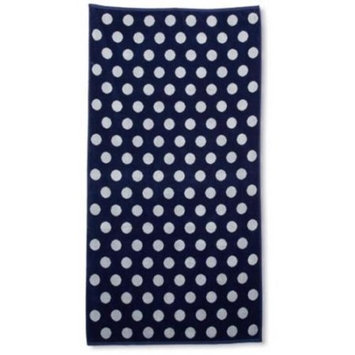 Home City Inc Superior Dotted Beach Towels (Set of 2)