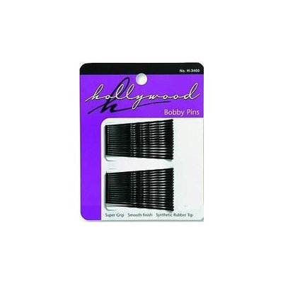 Hollywood Mini Bobby Pins (30 Count), Bronze