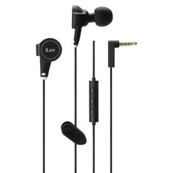 iLuv ReF Deep Bass Canvas On-Ear Headphones - Black