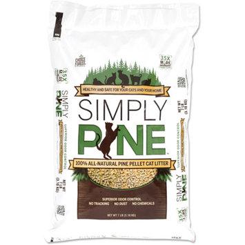 okocat Simply Pine Natural Cat Litter, 7 lbs