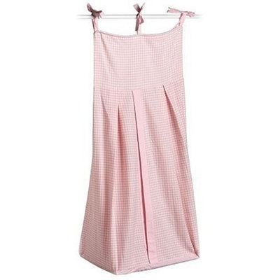 Sleeping Partners Tadpoles Basics Diaper Stacker - Pink