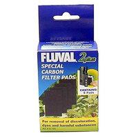 Hagen Fluval 2 Plus Carbon Pads, 4-Pack