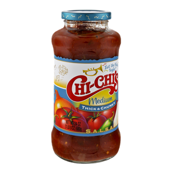 Chi-Chi's Medium 24oz Salsa
