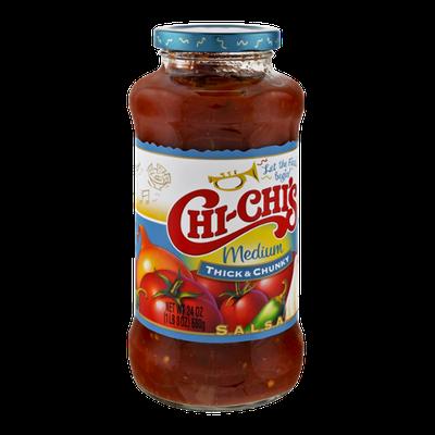 Chi-Chi's Medium 24oz Salsa