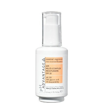 pH Advantage Control Regimen AM Facial Multi-Complex Moisturizer SPF 20-1.75 oz