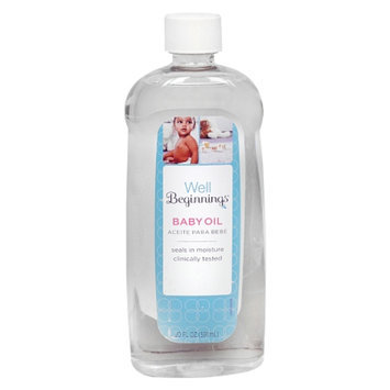 Walgreens Baby Oil