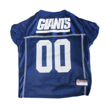 Pets First New York Giants Jersey
