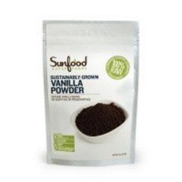 Sunfood: Vanilla Bean Powder