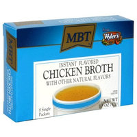 MBT Chicken Broth, 1.5 Ounce (Pack of 24)